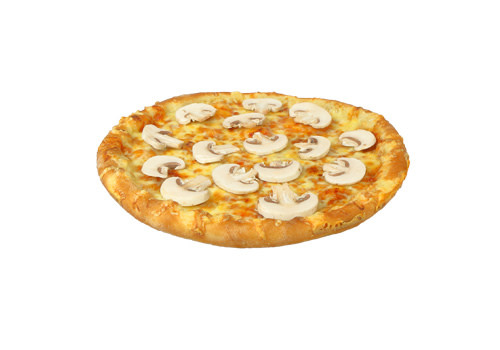 Pizza Funghi [26]