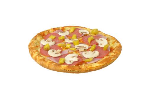 Pizza Quattro [26]