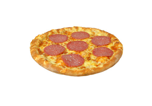 Pizza Salami [26]