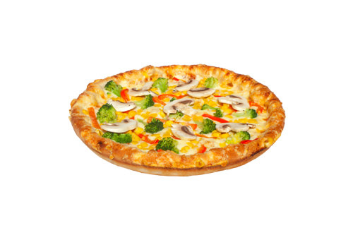 Pizza Vegetaria [26]