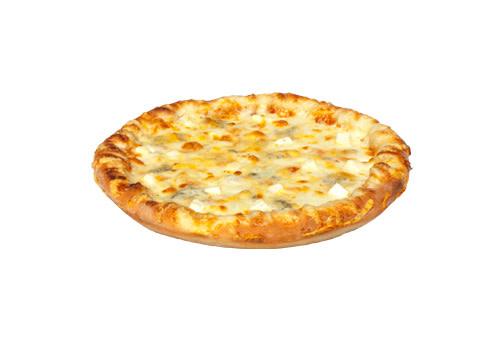Pizza Vier-Käse [26]