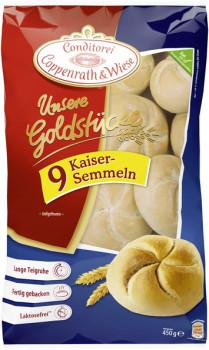 9 Kaiser-Semmeln (450g)