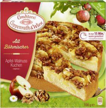 Apfel-Walnuss-Kuchen (1100g)