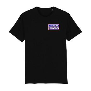 Disco Pizza T-Shirt black M
