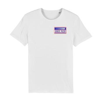 Disco Pizza T-Shirt white XL