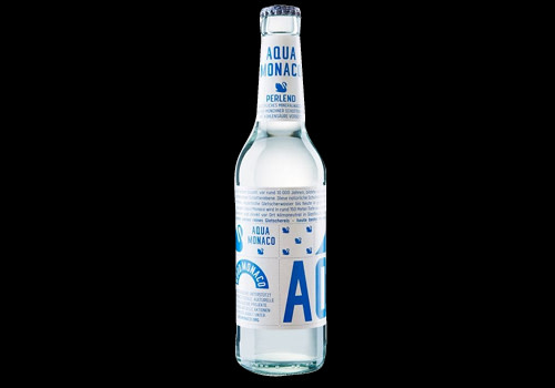 Aqua Monaco perlend  0,33l