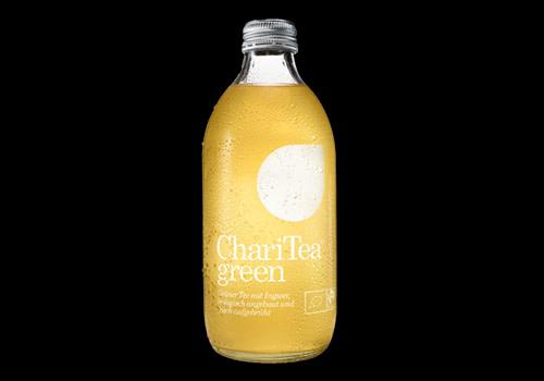 Chari Tea green 0,33l