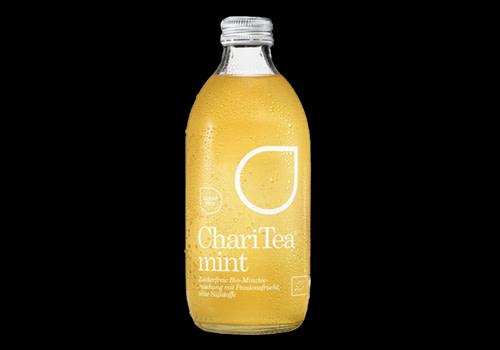 Chari Tea mint 0,33l