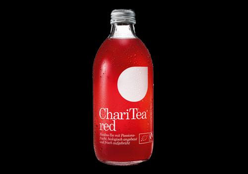 Chari Tea red 0,33l