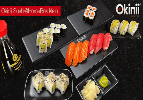 Okinii Sushi@HomeBox Klein 27 Pieces