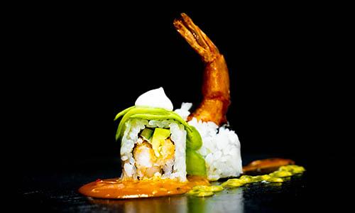 Crazy Shrimp Roll