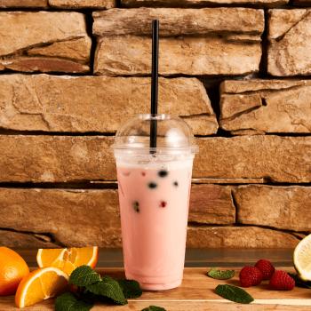 Virgin Strawberry Colada (Driver Cocktail)