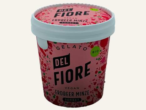 Del Fiore Erdbeere und Minze 150 ml BIO