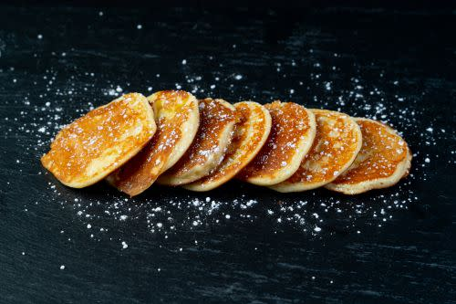 Pancakes einfach (7 Stück)