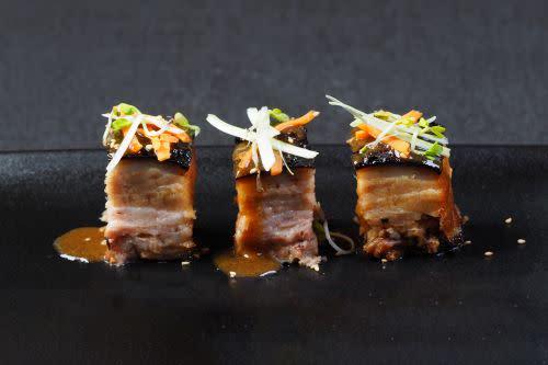Schweinebauch Asia
