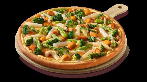 Pizza Frühlingserwachen