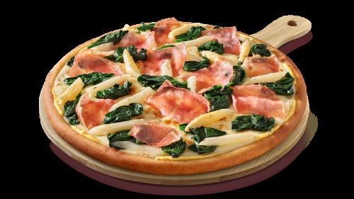 Pizza Frühlingszauber