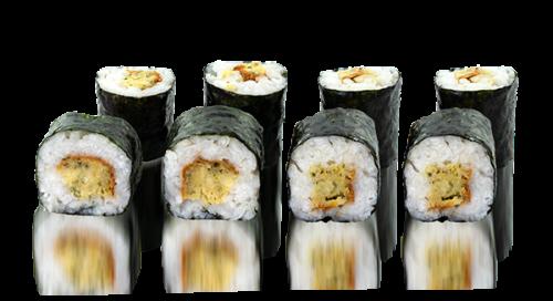 Maki Falafel - 8 Stück