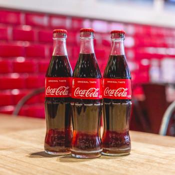 Coca-Cola 0,3l