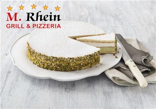 Torta Ricotta e Pisstacchio