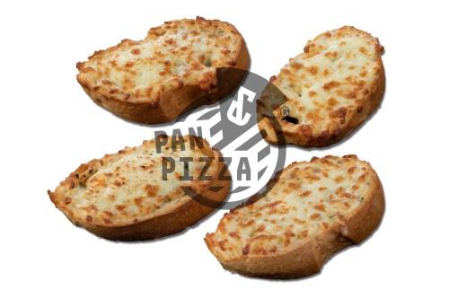 Knoblauchbrot mit Käse