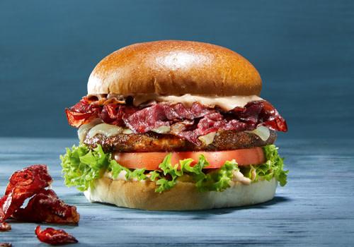 Cheesy Beef Bacon