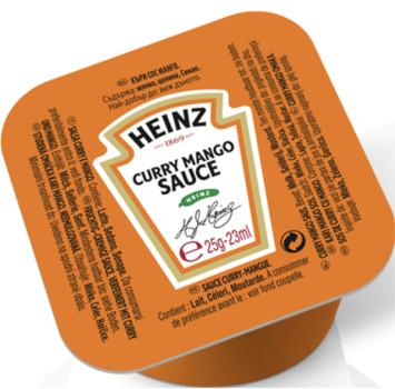 Heinz Curry Mango Sauce