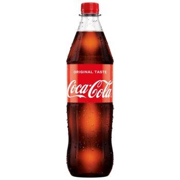 Coca-Cola Original Taste 1,0l MW