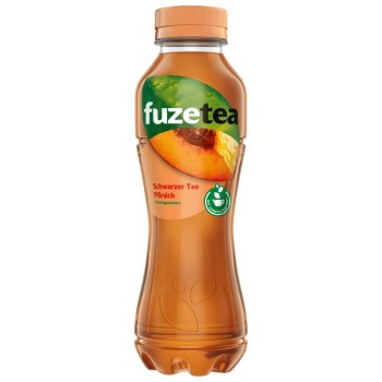 Fuze Tea Pfirsich 0,4l EW PET