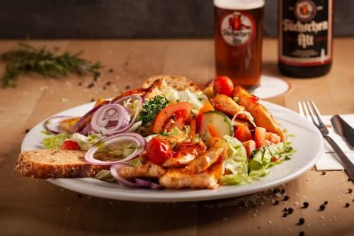 Fuchsjagd Salat (groß)