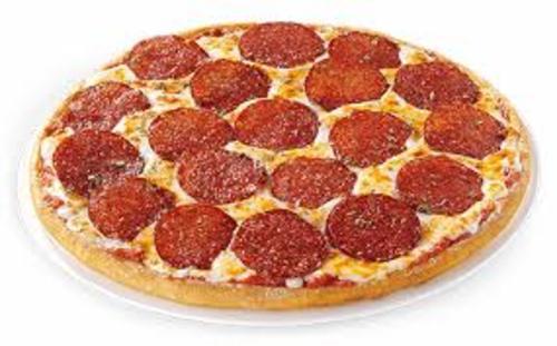Pizza Salami (klein)