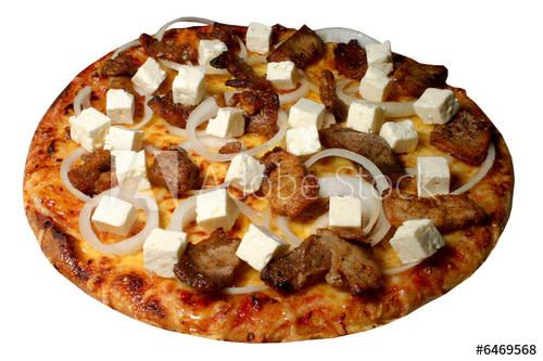 Pizza Gyros (groß)