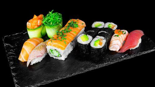 S78 - Business Sushi Box (18 Stk.)