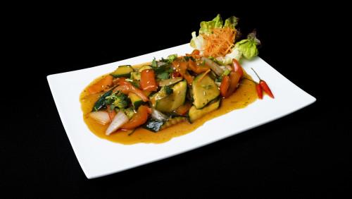 S106a - Asia Wok vegetarisch