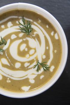 Hausgemachte Suppe - Gemüsesuppe 525ml
