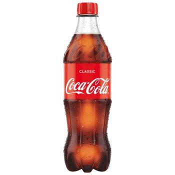 Coca-Cola Original Taste 0,5l EW PET
