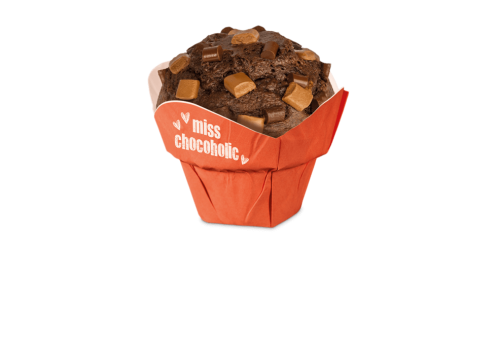 Miss Chocoholic XL-Mega-Muffin 130g