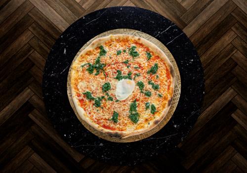 Pizza Braccio di Ferro