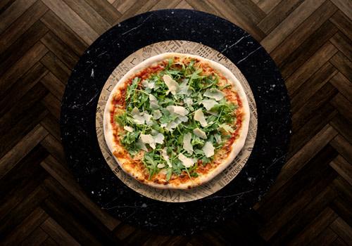 Pizza Rucola
