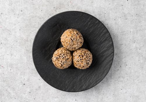Energy balls - Sesam Cashew
