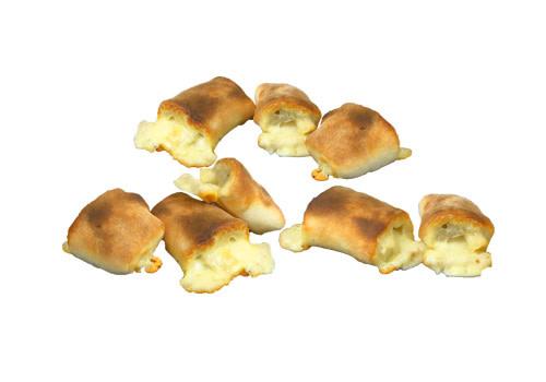 Baukasten Grund-Pizzarolls