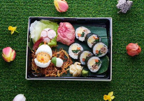 Oster-Sushi-Nest