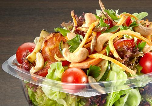 Salat Vegan Barbecue (DdW)