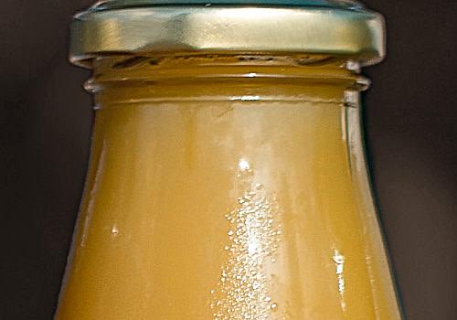 Saft des Monats Avocado Limette
