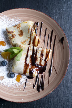 2x Crepes