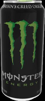 Green MONSTER Energy 0,5l