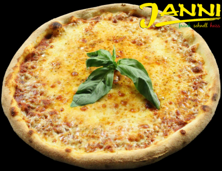 1. Pizza Margherita 40cm