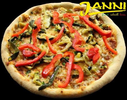 15. Pizza Toscana 40cm