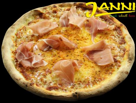 18. Pizza Parma 26cm