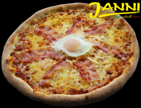 21. Pizza Rustica 40cm